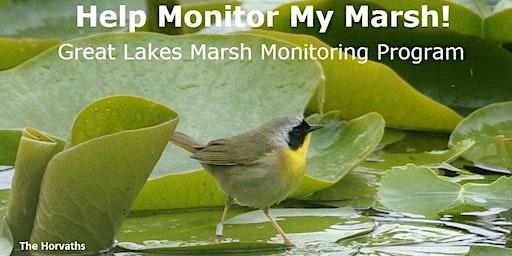Great Lakes Marsh Monitoring Program Training, Shaker Location
