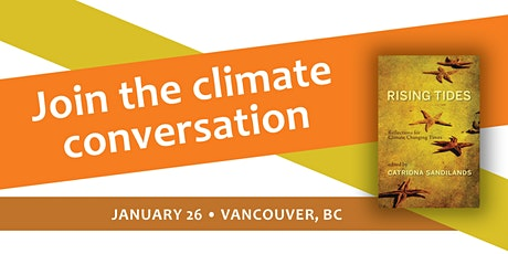Rising Tides - Vancouver book launch tickets