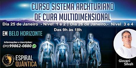 Curso Formação: Sistema Arcturiano de Cura Multidimensional ingressos