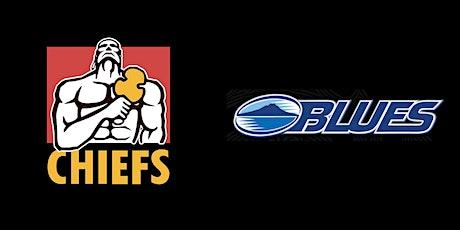 Blues v Chiefs tickets
