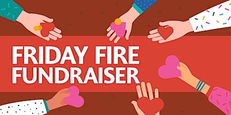 Friday Fire Fundraiser - Launceston tickets