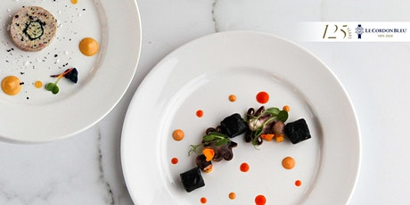 9 Course Degustation Dinner on Friday 13th March 2020 at Le Cordon Bleu  tickets