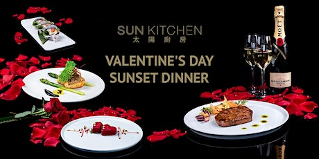 Valentine's Day Sunset Dinner tickets
