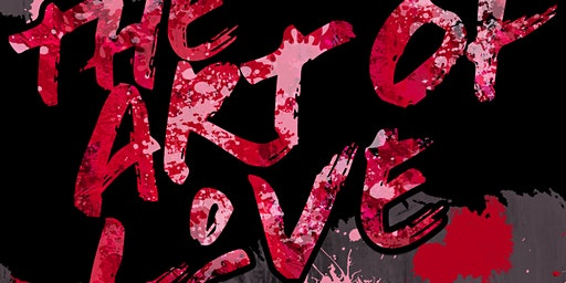 The Art Of Love: Paint + Vibe + Sip