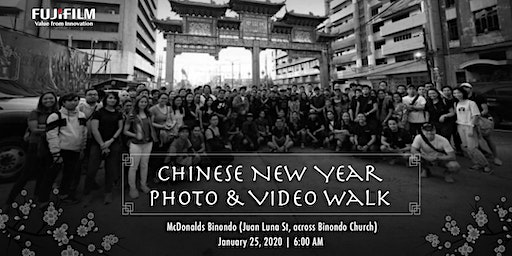 Chinese New Year Photo & Video Walk