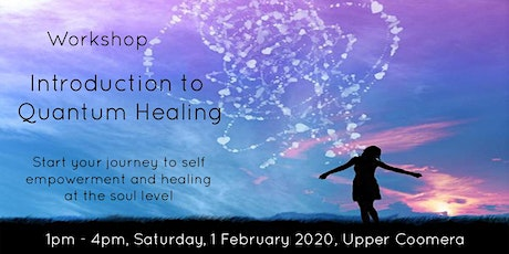 Introduction to Quantum Healing tickets