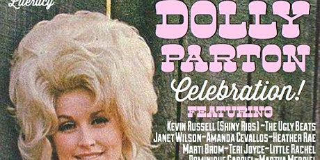 The Love, Dolly Party (Benefiting R&B Literacy) tickets