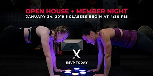 BKBX January Member Night + Open House