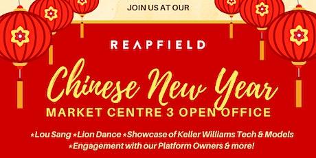 CNY Market Centre 3 Open Office tickets