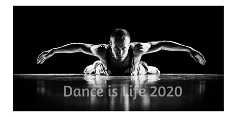 Dance is Life 2020 with Gabriel Francisco tickets