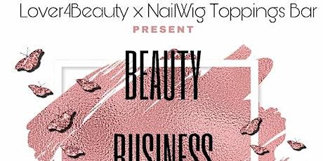 Beauty Business Brunch (New York City) tickets