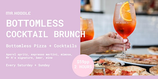 Bottomless Cocktail Brunch