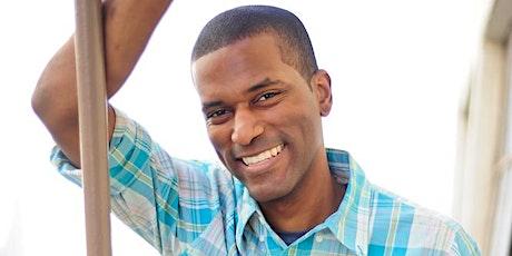 Slice of Comedy headlining Quincy Johnson II tickets