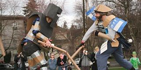 UNSW Cardboard Tube Fighting Championship - Stop the Killer Robots! tickets