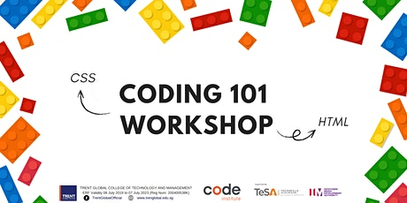 Coding 101 Workshop (Beginner-Friendly!) tickets
