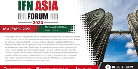IFN Asia Forum 2020 tickets