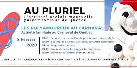 Les polyamoureux au Carnaval billets