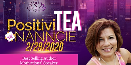 PositiviTEA with Nanncie tickets