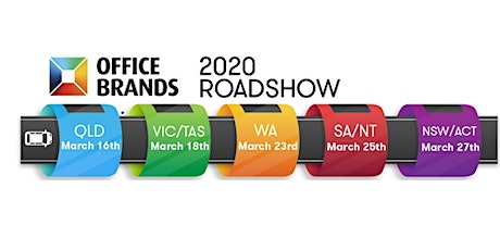 2020 QLD State Roadshow tickets