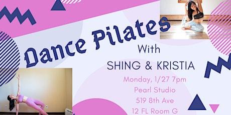 Dance Pilates tickets