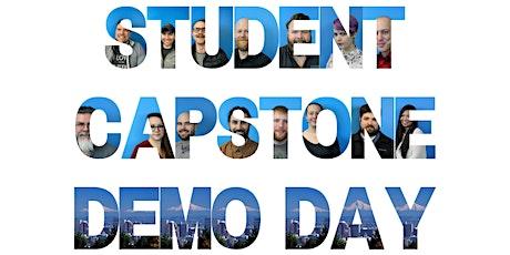 Student Capstone Demo Day tickets