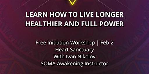 FREE Workshop: Awakening Breathwork Meditation