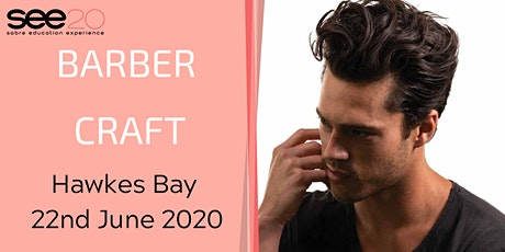 Barbercraft - HAWKES BAY tickets