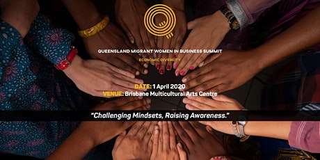 Queensland Migrant Women In Business Summit tickets