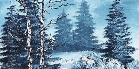 Painting Trees Landscape  Adults Class tickets