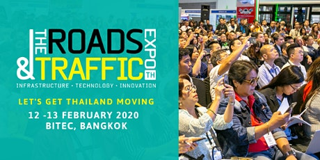 The Roads & Traffic Expo Thailand tickets