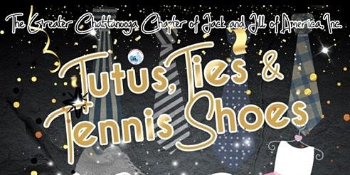 Tutus, Ties & Tennis Shoes ~ A Royal Affair!