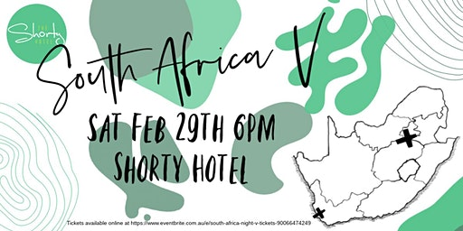 South Africa Night V