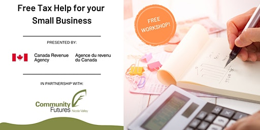 Free Tax Help for your Small Business