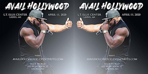AVAIL HOLLYWOOD LIVE IN CONCERT (LAUREL, MS) LT ELLIS CENTER