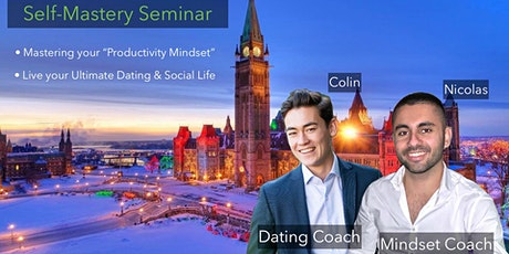Brand-NEW Dating & Social Confidence Event (FREE)! tickets