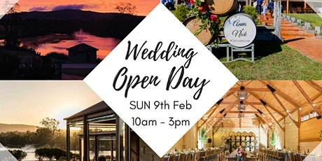Wedding Open Day tickets