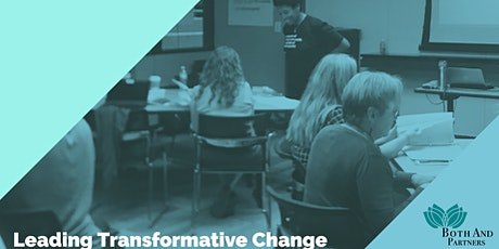 Leading Transformative Change tickets