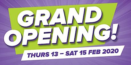 Ramsay Pharmacy Grafton Grand Opening tickets