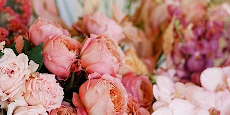 Valentine's Day Floral Arrangement Workshop at White Star Market tickets