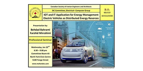 IOT and IT for Energy Management Electric Vehicles as Distributed Energy tickets