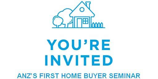 ANZ's First Home Buyer Seminar