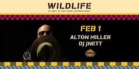 WILDLIFE WITH DJ JNETT + ALTON MILLER (US) tickets