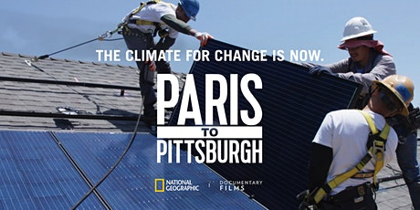 """Paris to Pittsburgh"" - Film Night at Sports Basement tickets"