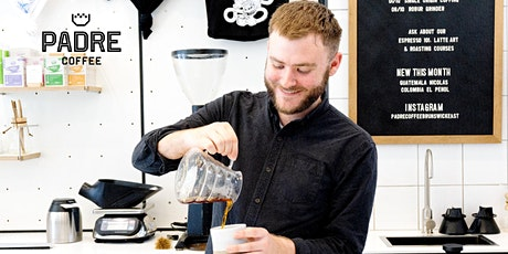 Stovetop and Syphon Brewing with Zach  tickets