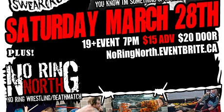 No Ring North Vol. 1 tickets