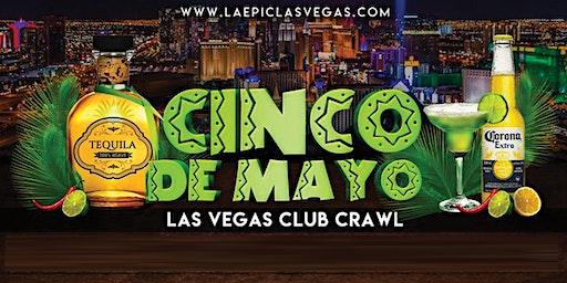 Cinco de Mayo Las Vegas Club Crawl