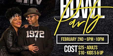 Super Bowl Watch Party! tickets