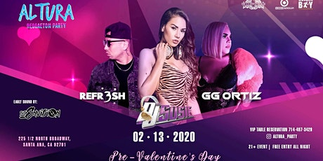 Altura Pre-Valentine Day Reggaeton Party 2/13 tickets
