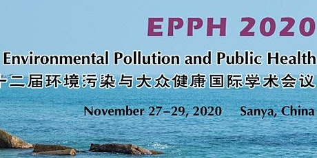 International Conference on Environmental Pollution and Public Health-EPPH tickets
