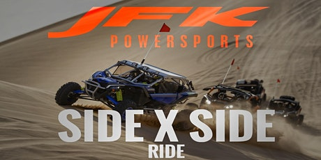 JFK Powersports Side x Side Ride February 2020 tickets